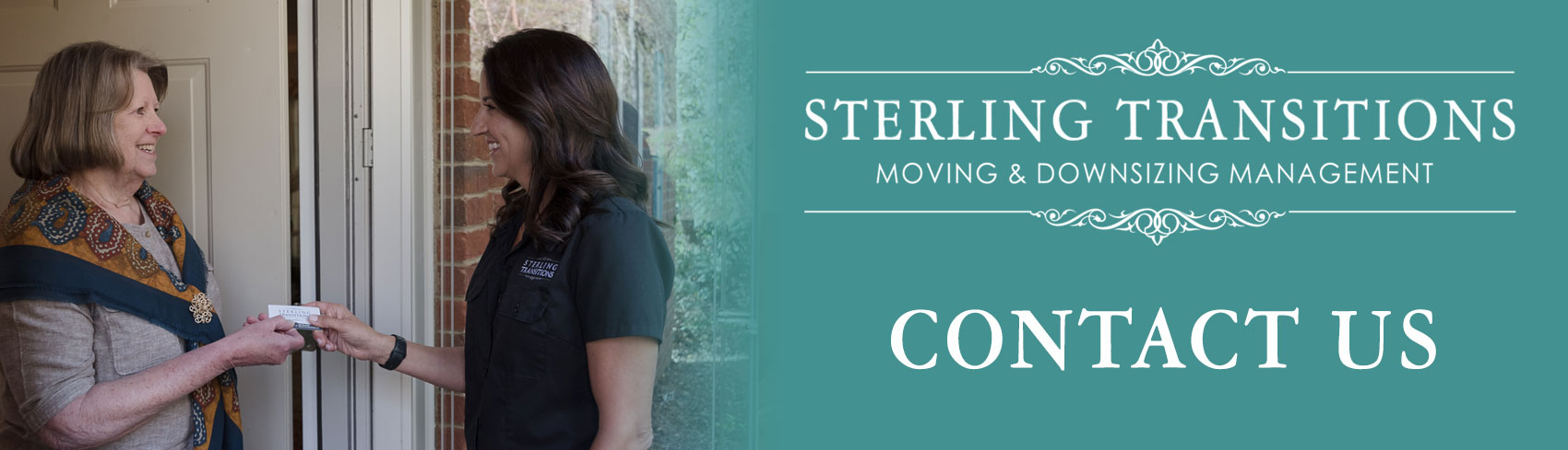 Contact Sterling Transitions Today
